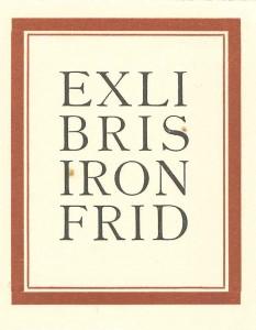Exl Iron Frid
