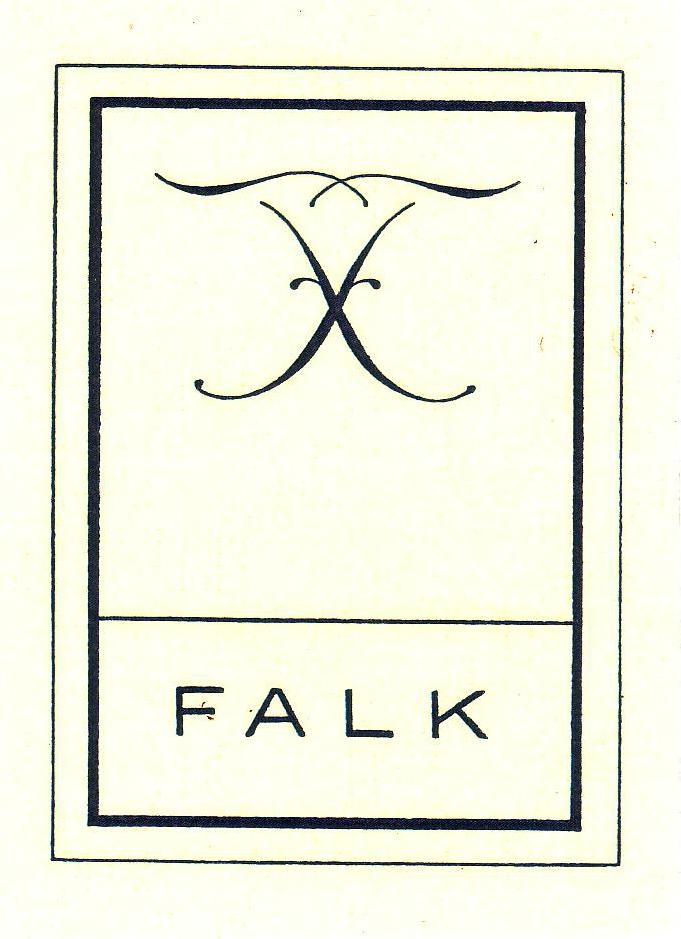 Exl Gösta A Falk